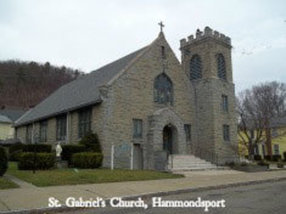 St. Gabriel Catholic Church in Hammondsport,NY 14840-9382