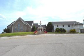 St. Andrew Catholic Church in Sparta,TN 38583-1234