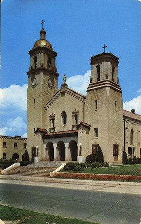 Corpus Christi Catholic Church in Oklahoma City,OK 73117-1007