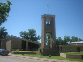 Ascension Catholic Church in Bastrop,TX 78602-3833