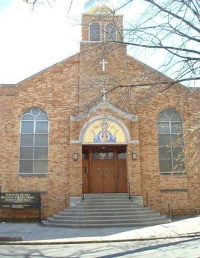 Nativity of B.V.M. Ukrainian Catholic Ch Catholic Church in Reading,PA 19602