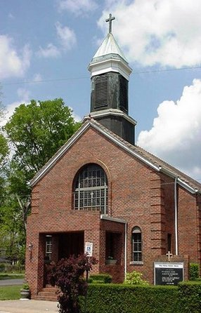 Holy Family Catholic Church in Birmingham,AL 35218-2056