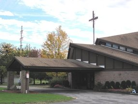St. Bernadette Catholic Church in Orchard Park,NY 14127-4516