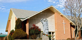 St. Andrew Apostle Catholic Church in Silver Spring,MD 20902-1718
