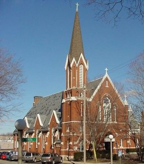 St. Patrick Catholic Church in Urbana,IL 61801-2508
