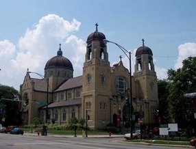 Our Lady of Lourdes Catholic Church in Chicago,IL 60640-4631
