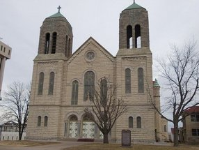 St. Mary and St. Anthony Catholic Church in Kansas City,KS 66101