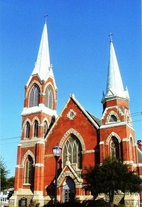 St. Joseph Catholic Church in Petersburg,VA 23803-3203