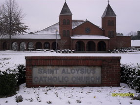 St. Aloysius Catholic Church in Bessemer,AL 35022-5276