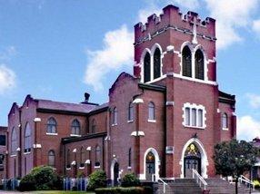 St. Ambrose Catholic Church in Endicott,NY 13760-5250