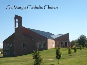 St. Marys Catholic Church in Johnson City,TN 37601-1891