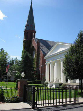 St. Mary Catholic Church in Ballston Spa,NY 12020-1410