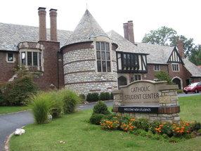 Washington University Newman Center Catholic Church in Saint Louis,MO 63105-2269