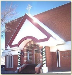Holy Family Catholic Church in Denver,CO 80212