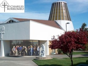 St. Charles Borromeo Catholic Church in Tacoma,WA 98465-1700