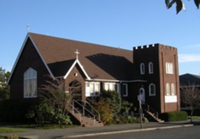 St. Luke's Episcopal Church in Seattle,WA 98107