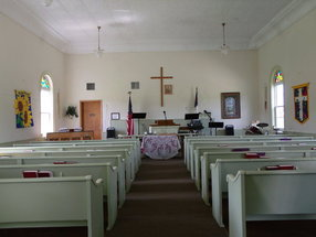 The Brooklyn Free Methodist Church of East Otto, NY in East Otto,NY 14729
