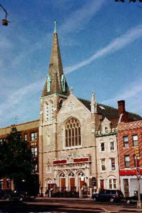 St. Jacobi Ev. Lutheran Church in Brooklyn,NY 11220