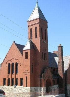 First Presbyterian Church in Liberty,MO 64068-1640