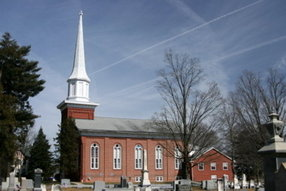 Pittsgrove Presbyterian Church in Elmer,NJ 08318-2728