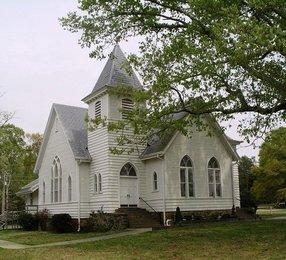 Banks Presbyterian Church