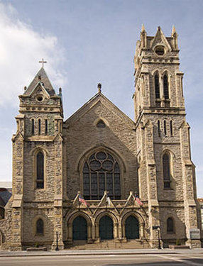Covenant-First Presbyterian Church in Cincinnati,OH 45202-1911