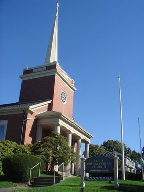 First Presbyterian Church in Quincy,MA 02169-7943