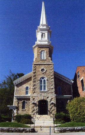 First Presbyterian Church in Galena,IL 61036-2237