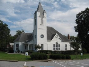 Hodges Presbyterian Church in Hodges,SC 29653