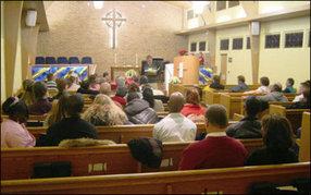 Underwood Hills Presbyterian Church in Omaha,NE 68114-3298