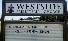 Westside Presbyterian Church in Ft Worth,TX 76116-6717