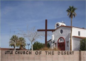 Little Church of the Desert Presbyterian Church in Twentynine Palms,CA 92277-2353