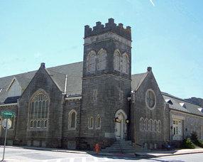 Salem Evangelical Lutheran Church