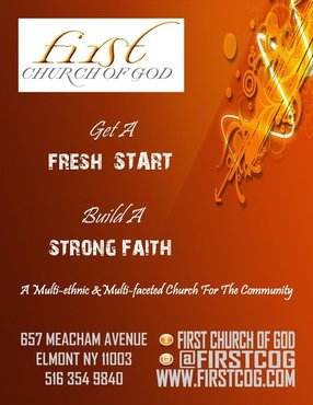 FIRST CHURCH OF GOD in ELMONT,NY 11003