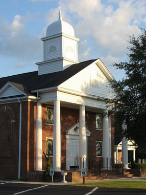 Mount Olive Baptist Church in Nichols,SC 29581