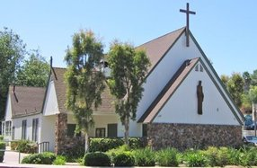 All Saints' Episcopal Church of Vista in Vista,CA 92084