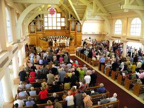 St. Margaret's Episcopal Church in Palm Desert,CA 92260