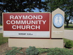Raymond Community Church UCC in Township of Raymond,WI 53126