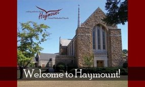 Haymount United Methodist Church in Fayetteville,NC 28303