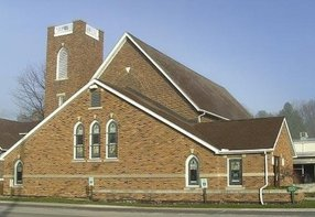 Trinity-Saint James Lutheran Church in Munger,MI 48747