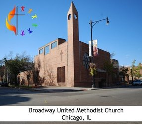Broadway United Methodist Church in Chicago,IL 60657