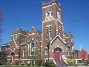 First United Methodist Church in Olney,IL 62450