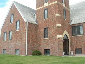 Callaway United Methodist Church in Callaway,NE 68825