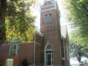 Amsden United Methodist in Amsden,OH 44830