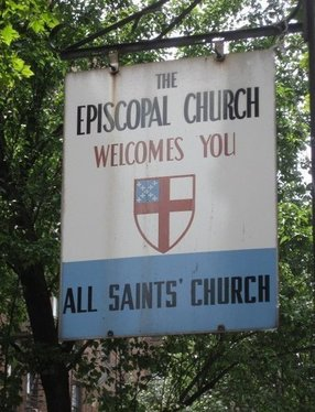 All Saints' Episcopal Church in Queens,NY 11104