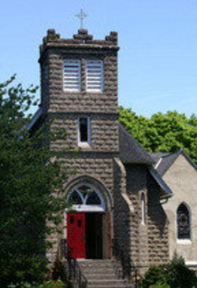 Christ Episcopal Church in East Norwalk,CT 06855