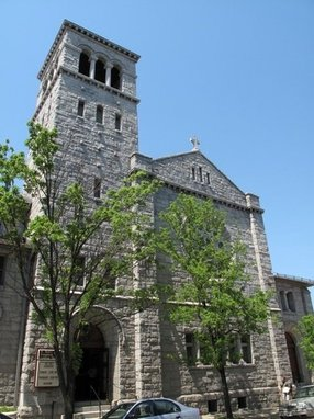 St Mark's Lutheran Church in Baltimore,MD 21218