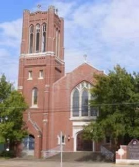 St. James Episcopal Church and School in Alexandria,LA 71301