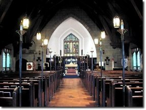 Christ Episcopal Church in Bluefield,WV 24701-2910