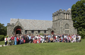 St. Paul's Anglican in Brookfield Center,CT 06804